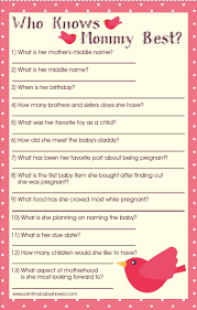 baby shower questions your baby shower menu guide and food ideas today baby