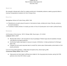 Lobbyist Resume Sample by Absolutely Ideas What To Have On A Resume 9 Good Examples For