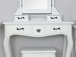 off white makeup vanity off white stylish dressing table makeup