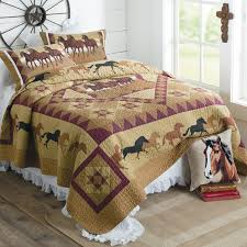 Cowboy Crib Bedding by Country Cowboy Quilt Set