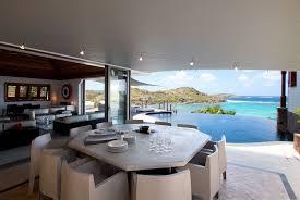 Living Room Song Villa Indian Song St Barts Luxury Villa To Rent In Petit Cul De Sac