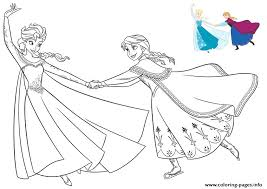 elsa and anna coloring pages to print anna and elsa frozen coloring pages winsome design and frozen