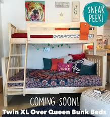 Bunk Beds For College Students Coming Soon Xl Bunk Beds By Maxtrix Maxtrix