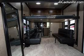 happijac bed toy hauler dual couch bed lift system happijac rv s trailers