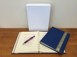 memorial book memorial books tony hollands funerals