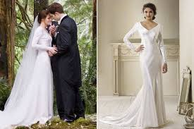 twilight wedding dress 6 wedding dresses that brides can actually buy