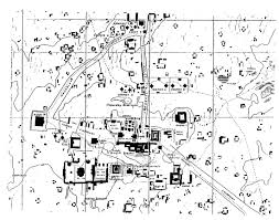 Teotihuacan Map Maya Archaeological Sites Of Belize Belize History