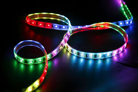 rgb led strip lighting led strip lights led light box poster frames cabinet signs