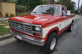 Ford F250 Pickup Truck - 1986 ford f 250 xlt stock 499 for sale near torrance ca ca