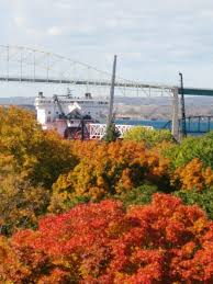 fall color tours sault ste marie michigan