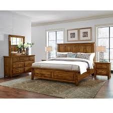 maple furniture bedroom artisan post by vaughan bassett maple road king bedroom group