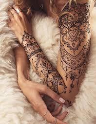 Female Leg Tattoo Ideas Best 25 Henna Leg Tattoo Ideas On Pinterest Leg Henna Body