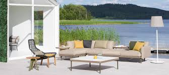 Kettal Outdoor Furniture Boma Sectional Sofa Casarredo