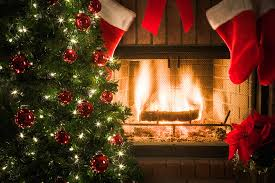 christmas tree and fire part 30 xmas tree and fireplace
