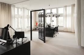 uxus hq glass wall with solid wood door hub pinterest