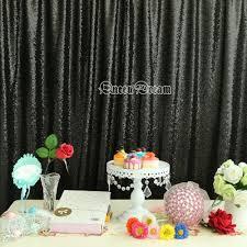 online get cheap wedding sequin backdrops aliexpress com