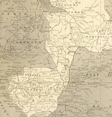 Map West Africa by West Africa Map 1908 Original Art Antique Maps U0026 Prints
