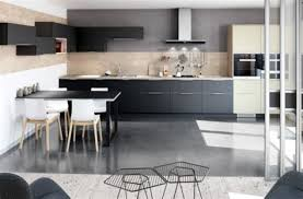 cuisine moderne avec ilot marvelous cuisine moderne avec ilot 3 cuisines am233nag233es