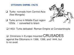 Ottoman Empire Facts Ppt Ottoman Empire Facts Powerpoint Presentation Id 5832274