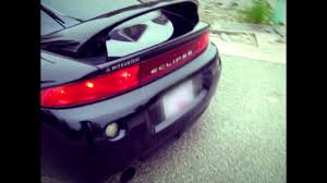 mitsubishi eclipse 1997 1997 mitsubishi eclipse turbo walkaround in depth review youtube