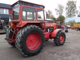 tractor volvo volvo bm 2654 tractors 1984 nettikone