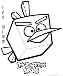 angry birds space coloring pages 2 teaching stuff
