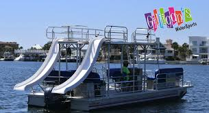 destin pontoon boat rental vacation boat rental gilligan u0027s