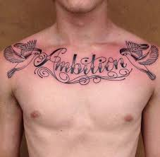 35 unique word tattoos for