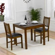 Kitchen Table And 2 Chairs by 2 Seater Dining Table Sets Wayfair Co Uk