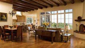 santa territorial style house design plans plan dashing charvoo