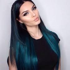 ambry on black hair virgin brazilian ombre silky straight glueless full lace human