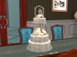wedding cake in the sims 4 this is one of my favorite cakes because it s one of the few with