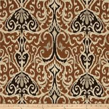 Magnolia Home by Magnolia Home Fashions Winchester Ikat Chocolate Discount