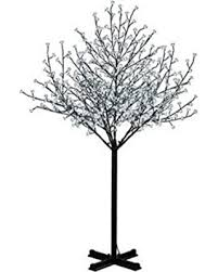 outdoor lighted cherry blossom tree here s a great deal on hi line gift ltd floral lights outdoor cherry