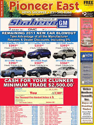 pioneer east news shopper february 13 2012 chevrolet silverado