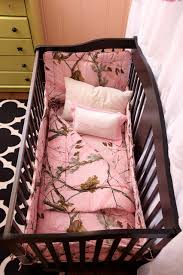 Camo Nursery Bedding Realtree Pink Camo Baby Bedding Beautiful Pink Decoration