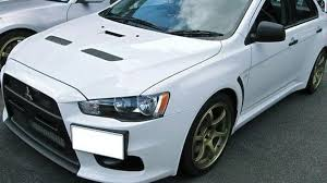 2007 mitsubishi lancer evolution x hks lancer evo x first photos