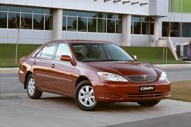 2002 toyota camry problems used toyota camry review 2002 2006 carsguide