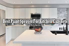 how to paint kitchen cabinets sprayer 5 best paint sprayer for kitchen cabinets 2020 reviews