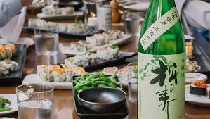 saké de cuisine sake flight special boston restaurant and events