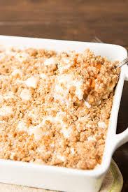 Sweet Potato Recipe For Thanksgiving With Marshmallows Sweet Potato Casserole Oh Sweet Basil