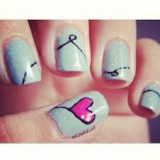 imagenes uñas para decorar decoración de uñas para san valentín decoraciondeunas es