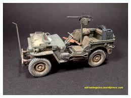 maqueta terminada jeep willys mb 1 35 tamiya u2013 adrian leguina ruzzi