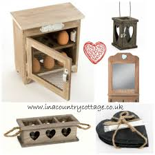 country kitchen accessories in a country cottage