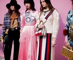 gucci will show men u0027s and women u0027s collections together in single
