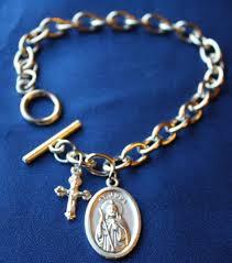 st jude bracelet 623 best religious medal charm bracelet images on
