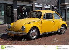 yellow volkswagen beetle royalty free yellow volkswagen kafer classic vw beetle editorial image