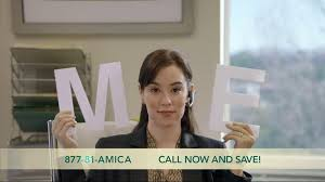 amica commercial actresses amica mutual insurance company tv commercial for insurance no