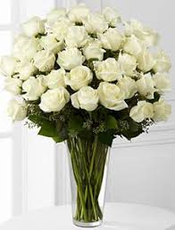3 dozen roses 3 dozen white roses flowers fancies baltimore md