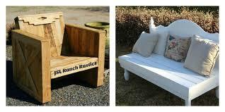 fabriquer un canapé en bois le salon de jardin en palette en plus de 110 idées originales